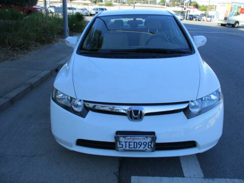 2006 Honda Civic for sale at Car House in San Mateo CA