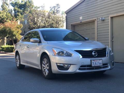 2015 Nissan Altima for sale at Car House in San Mateo CA