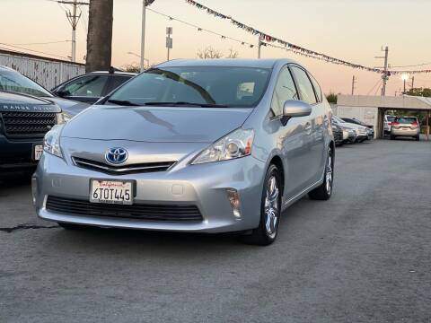 2012 Toyota Prius v for sale at Car House in San Mateo CA