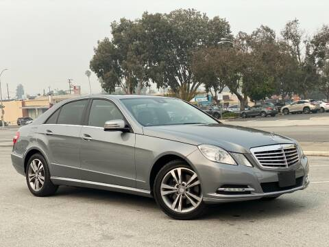 2013 Mercedes-Benz E-Class for sale at Car House in San Mateo CA