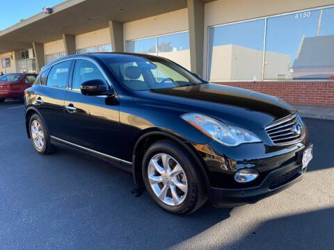 2010 Infiniti EX35 for sale at Car House in San Mateo CA