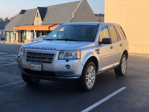 2010 Land Rover LR2 for sale at Car House in San Mateo CA
