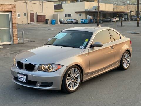 2008 BMW 1 Series for sale at Car House in San Mateo CA