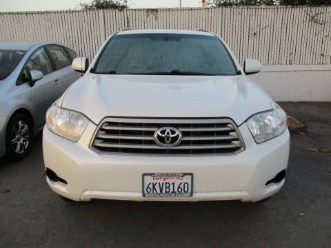 2010 Toyota Highlander for sale at Car House in San Mateo CA