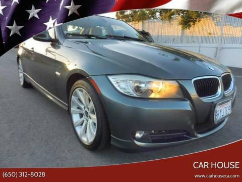 2010 BMW 3 Series for sale at Car House in San Mateo CA