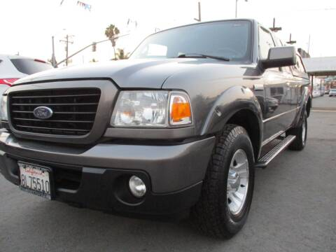 2008 Ford Ranger for sale at Car House in San Mateo CA