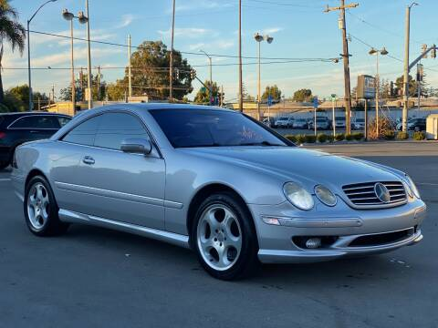 2002 Mercedes-Benz CL-Class for sale at Car House in San Mateo CA
