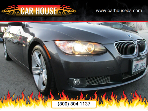 2007 BMW 3 Series for sale at Car House in San Mateo CA