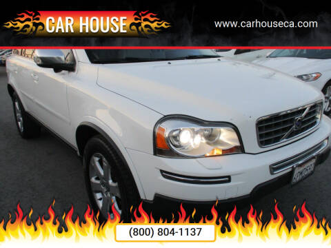 2010 Volvo XC90 for sale at Car House in San Mateo CA
