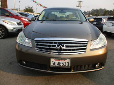 2006 Infiniti M35 for sale at Car House in San Mateo CA
