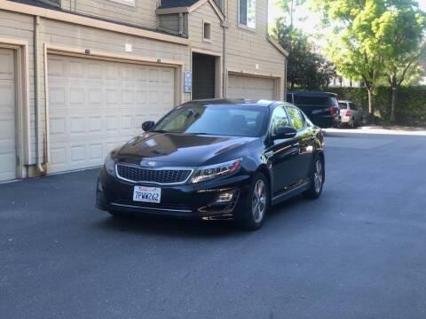 2016 Kia Optima Hybrid for sale at Car House in San Mateo CA