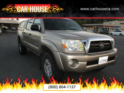 2007 Toyota Tacoma for sale at Car House in San Mateo CA