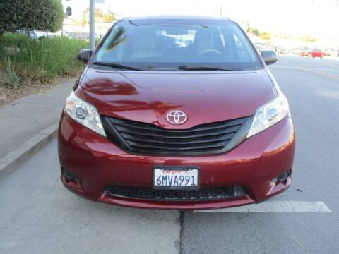 2011 Toyota Sienna for sale at Car House in San Mateo CA