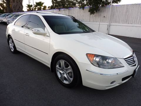 2005 Acura RL for sale in San Mateo, CA