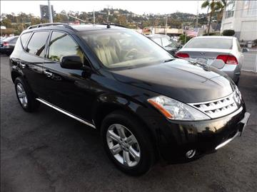 2007 Nissan Murano for sale in San Mateo, CA