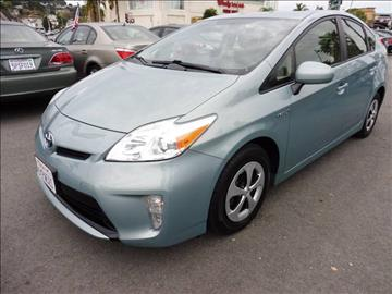 2013 Toyota Prius for sale in San Mateo, CA