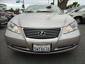 2007 Lexus ES 350 for sale in San Mateo, CA