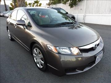 2010 Honda Civic for sale in San Mateo, CA