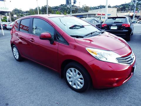 2014 Nissan Versa Note for sale in San Mateo, CA