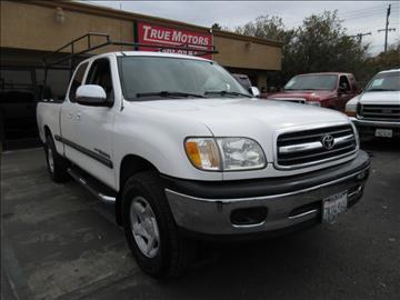 2001 Toyota Tundra for sale in Sacramento, CA