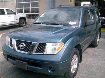 2006 Nissan Pathfinder for sale in San Antonio, TX