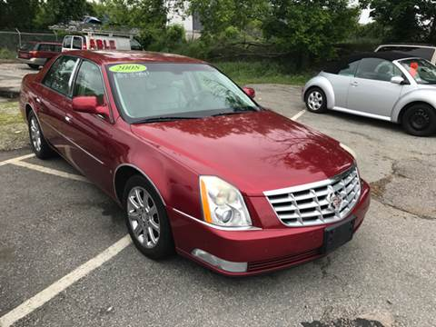 2008 Cadillac DTS for sale in Milford, MA