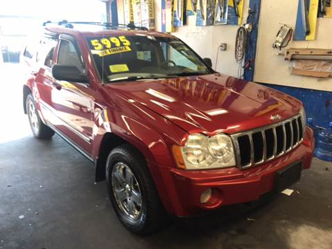 2005 Jeep Grand Cherokee for sale in Milford, MA