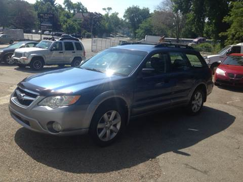 2008 Subaru Outback for sale in Milford, MA