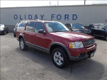 2003 Ford Explorer for sale in Austin, MN