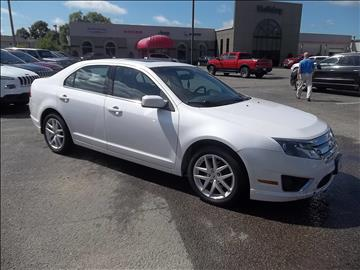 2011 Ford Fusion for sale in Austin, MN