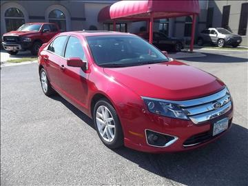 2012 Ford Fusion for sale in Austin MN