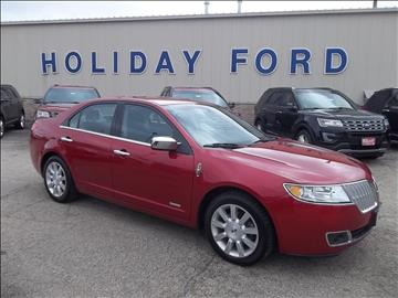 2012 Lincoln MKZ Hybrid for sale in Austin, MN