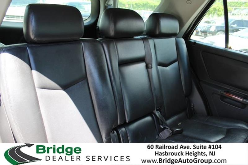 Cadillac SRX In Hasbrouck Heights NJ Bridge Dealer Services - Cadillac dealer in nj