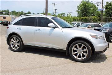 2006 Infiniti FX35 for sale in Hasbrouck Heights, NJ