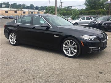 2014 BMW 5 Series for sale in Hasbrouck Heights, NJ