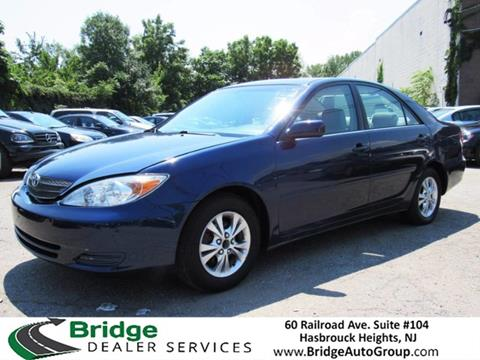 2004 Toyota Camry for sale in Hasbrouck Heights, NJ