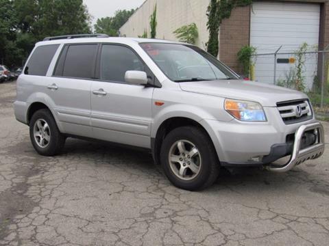 2007 Honda Pilot for sale in Hasbrouck Heights, NJ