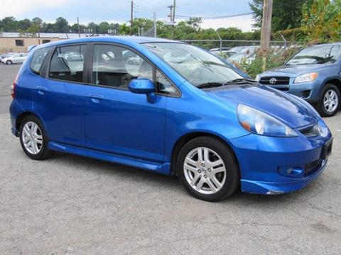 2008 Honda Fit for sale in Hasbrouck Heights, NJ