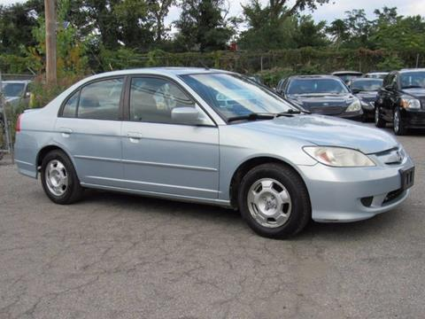 2005 Honda Civic for sale in Hasbrouck Heights, NJ