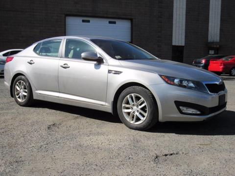 2013 Kia Optima for sale in Hasbrouck Heights, NJ