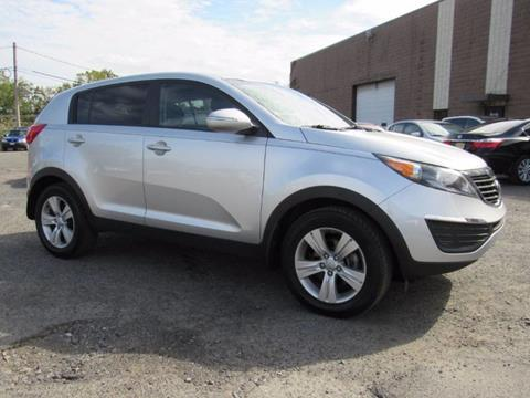 2013 Kia Sportage for sale in Hasbrouck Heights, NJ