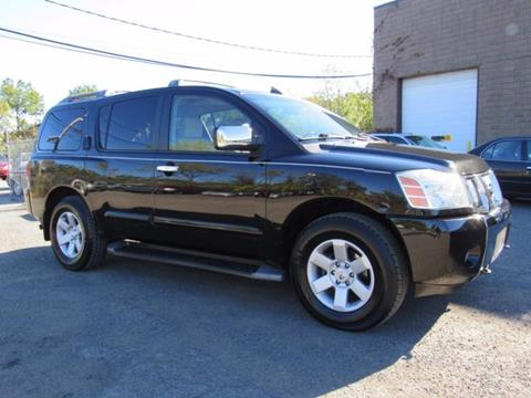 2004 Nissan Armada for sale in Hasbrouck Heights, NJ