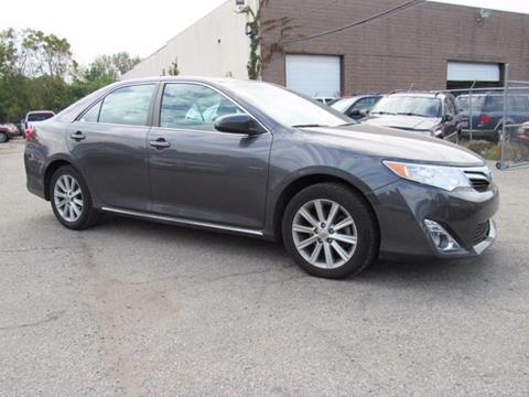 2012 Toyota Camry for sale in Hasbrouck Heights, NJ