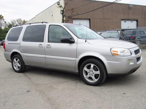 2006 Chevrolet Uplander for sale in Hasbrouck Heights, NJ