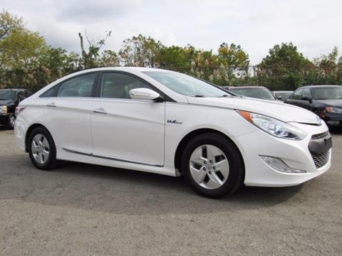 2012 Hyundai Sonata Hybrid for sale in Hasbrouck Heights, NJ