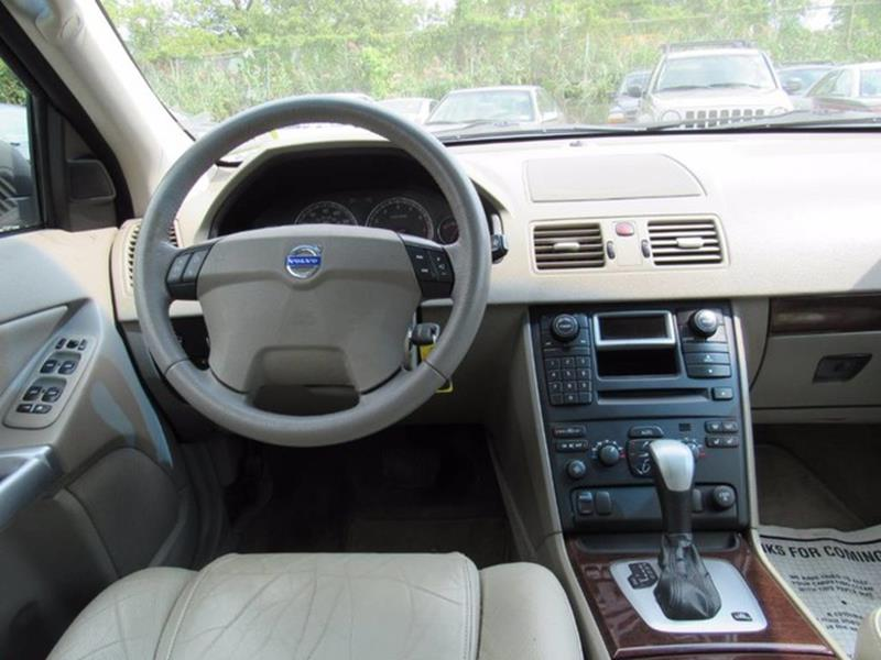 2003 volvo xc90 interior. 2003 volvo xc90 for sale at bridge dealer services in hasbrouck heights nj xc90 interior n
