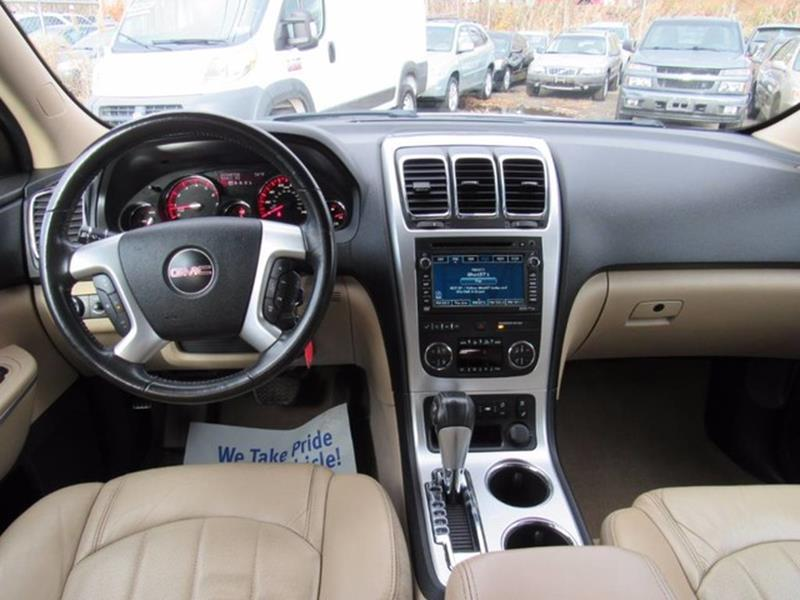 gmc acadia 2010 for sale. 2010 gmc acadia for sale at bridge dealer services in hasbrouck heights nj gmc r