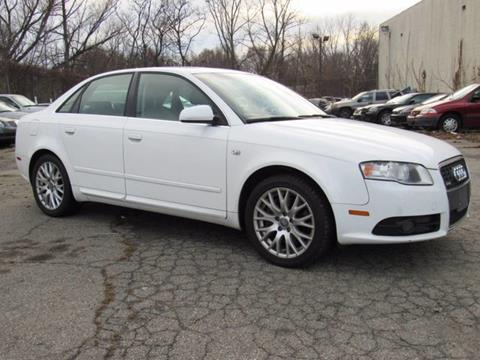 Audi a4 for sale carsforsale 2008 audi a4 for sale in hasbrouck heights nj sciox Choice Image