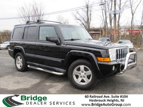2007 Jeep Commander for sale in Hasbrouck Heights, NJ