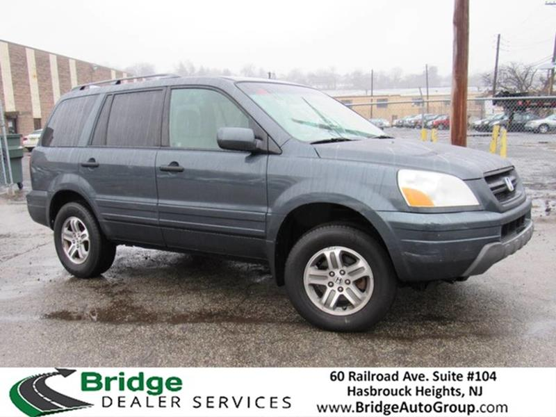 2004 Honda Pilot For Sale At Bridge Dealer Services In Hasbrouck Heights NJ